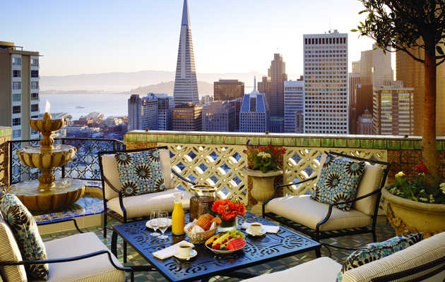 Inside the 9 Most Insane Hotel Suites in SF