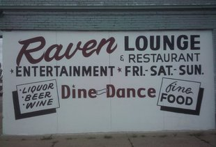 The Raven Lounge