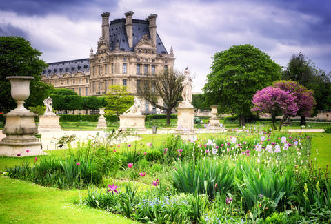 Free things to do in paris france right now for fun for Jardin gardens apartments las vegas