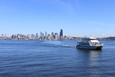 water taxi seattle