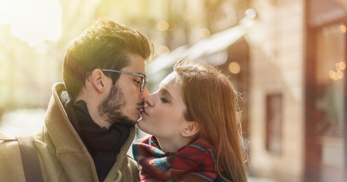 Dating a french guy in london