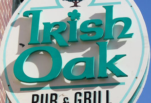 The Irish Oak