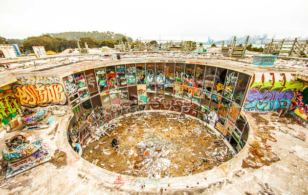 The 14 Most Insane Abandoned Places in California