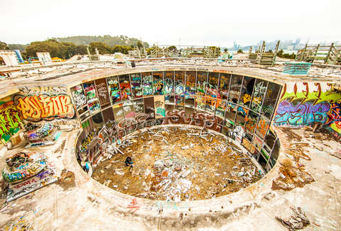 Most Insane Abandoned Places in California Right Now - Thrillist