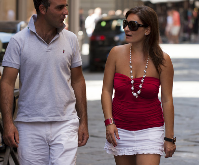 The 10 Most Aggressively Flirtatious Countries - Italy