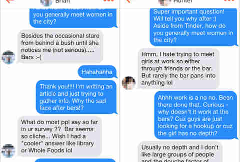 How to ask a girl if she wants to hookup on tinder