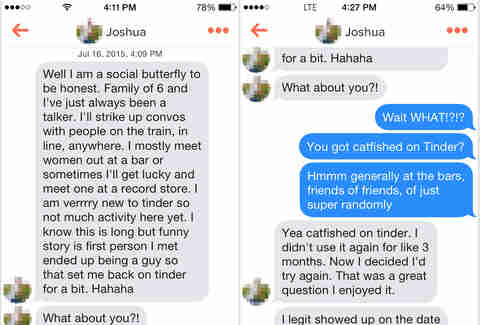 How to just hook up on tinder