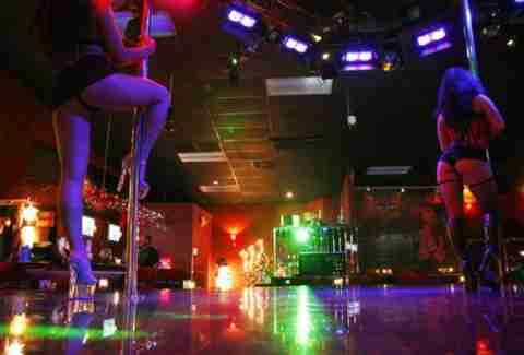 Black strip clubs chicago