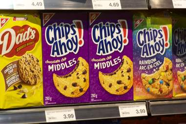 Chips Ahoy Middles