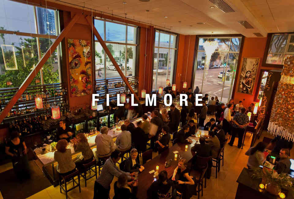 Best Restaurants In San Francisco For Large Groups Thrillist