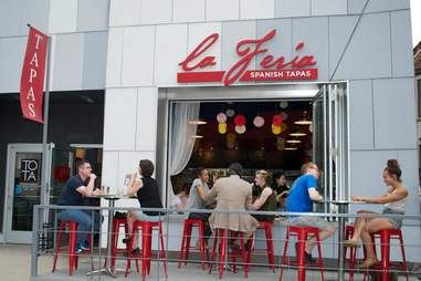 La Feria Spanish Tapas, Midtown Detroit bars