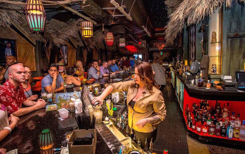 The Golden Tiki A Las Vegas Nv Bar