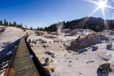 Lassen Volcanic Campground