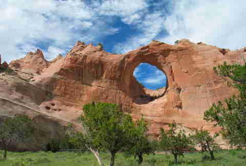 Window Rock Arizona