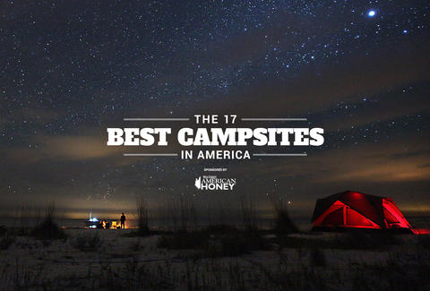 The best campsites in America