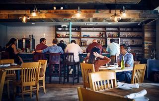 El patio a houston tx restaurant for Fountainview fish market