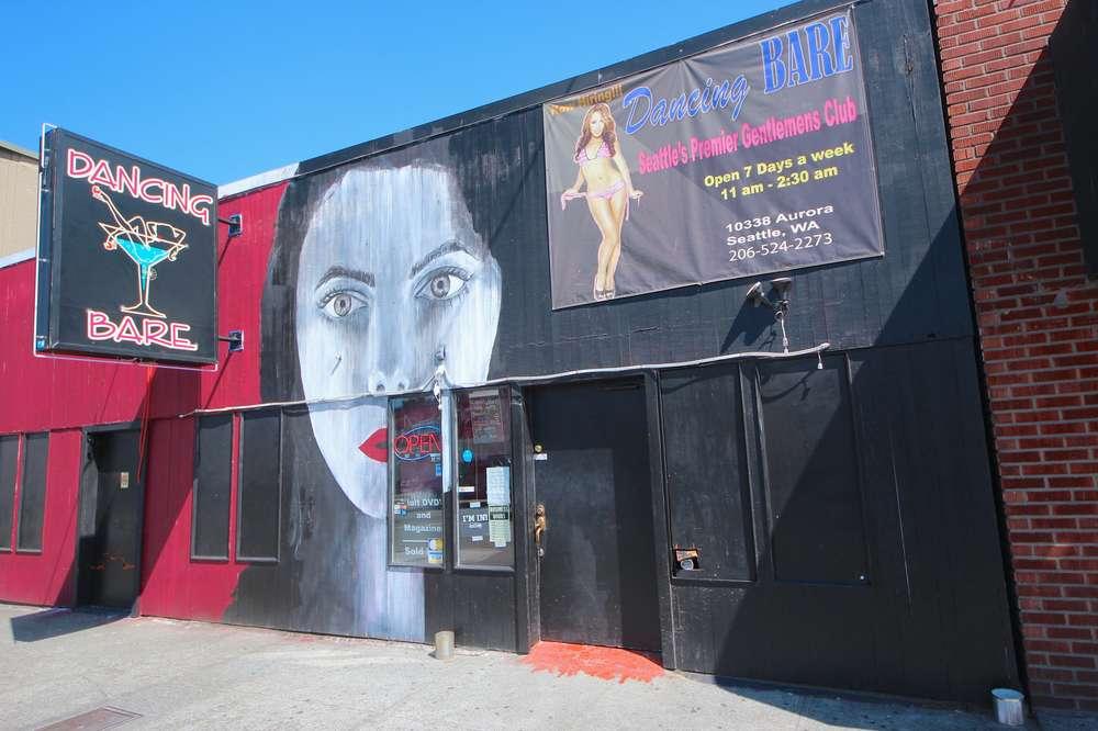 Hooker besucht Seattle Portland Prostitution of