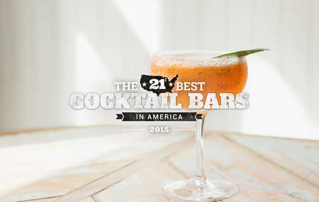 The 21 Best Cocktail Bars in America