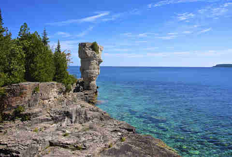 The Most Beautiful Places In Ontario Road Trip Ideas Thrillist