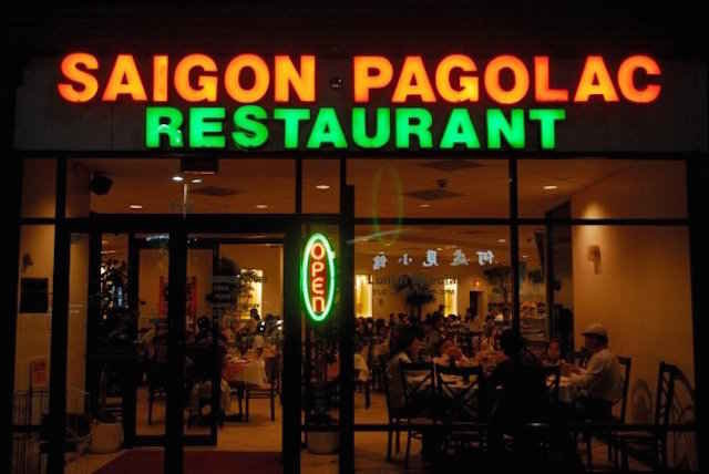 Saigon Pagolac: A Houston, TX Restaurant.