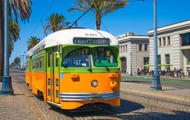 11 Actually Great SF Muni Date Ideas