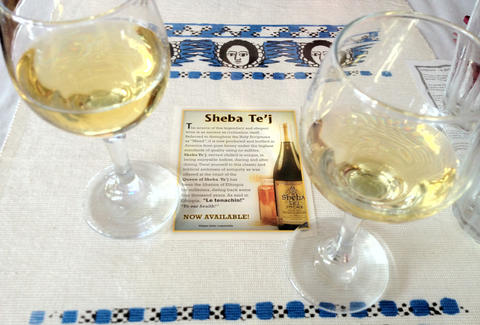 queen of sheba wine