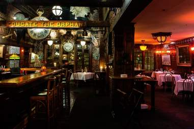 The Saloon in Bella Vista