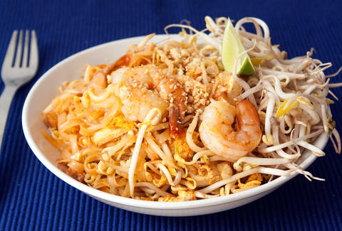 Pad Thai -- Thrillist Recipes
