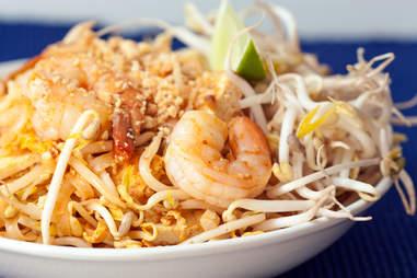 Pad Thai -- Thrillist Recipes
