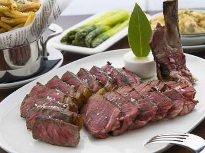 strip by strega steak