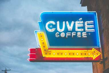 Cuvee Coffee Bar in Austin