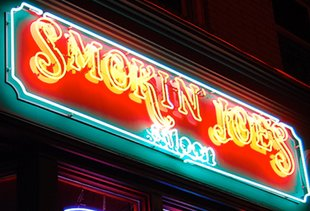 Smokin' Joe's Saloon