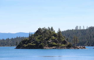 The Fannette Island Tea House