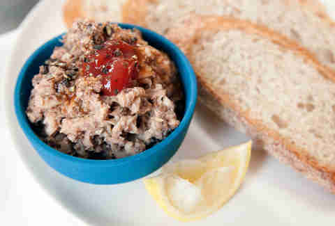 Bloody Mary Sardines -- Thrillist Recipes