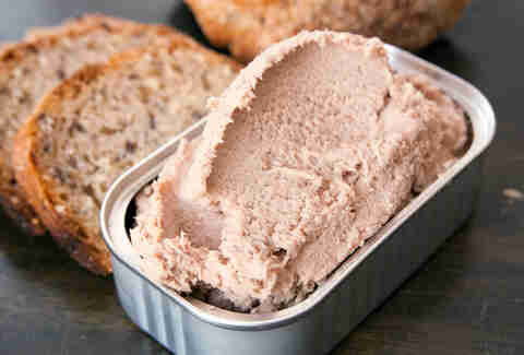 Mackerel Pate -- Thrillist Recipes
