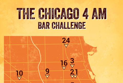 Chicago - 4am Bar Challenge - Thrillist