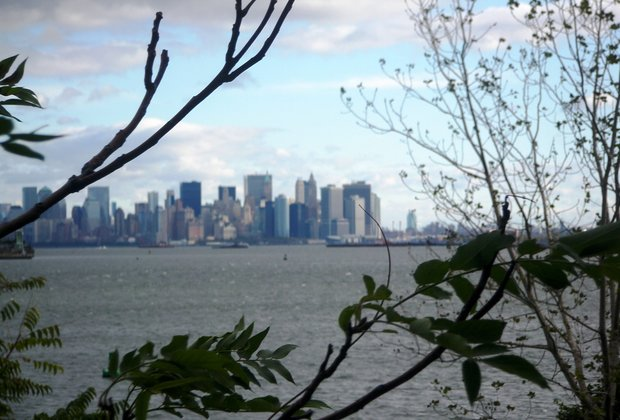 What I Miss Most: Sitting Around on Staten Island