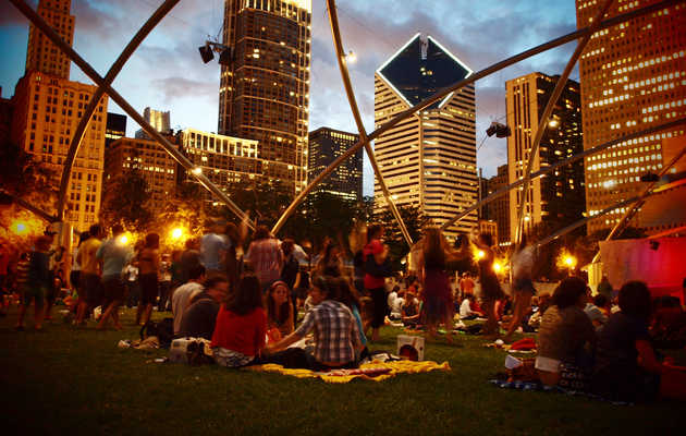 How to Get Outdoors in Chicago While You Still Can