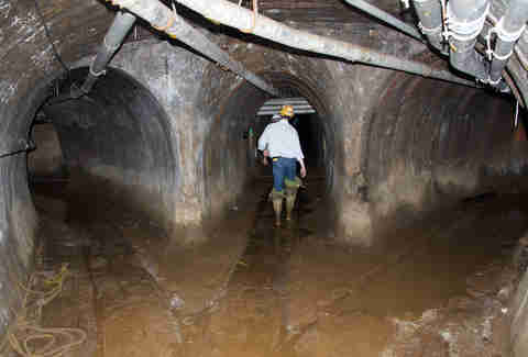 14 American Cities With Crazy Underground Tunnel Systems ...  14 American Cit...