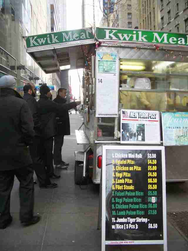 15 Things I Learned Eating Exclusively From Nyc Street Carts For A