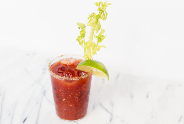 The Only Bloody Mary Recipe You Will Ever Need