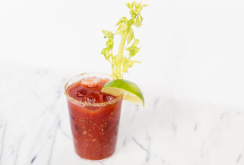 Bloody Mary -- Thrillist Recipes