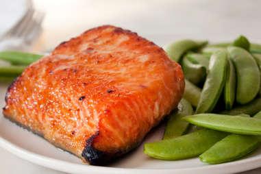 Broiled salmon -- Thrillist Recipes