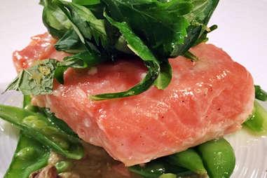 Sockeye salmon -- Thrillist Recipes