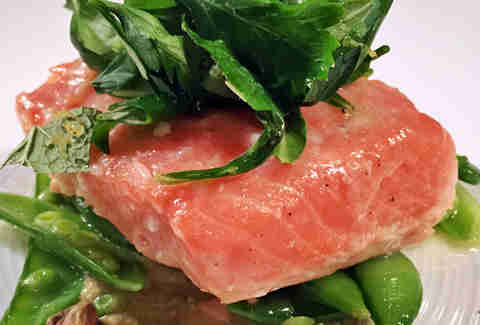 Sockeye salmon -- Thrillist Recipes