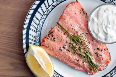 Salmon -- Thrillist Recipes