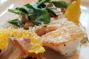 Halibut fillet -- Thrillist Recipes