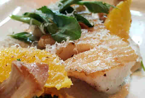 Halibut fillet -- Thrillist Recipes