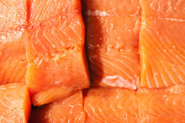 Salmon fillets -- Thrillist Recipes