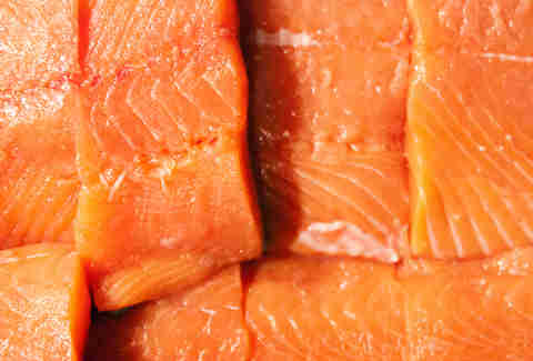 Salmon fillets -- Thrillist Recipes